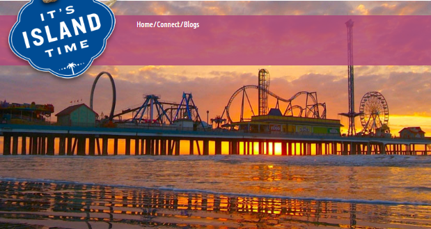 Galveston Capital Tourism and Marketing review- 10 Reasons You Should get On Island Time in Galveston